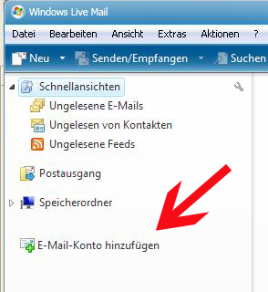 Windows Live Mail 1
